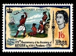 1966 Fiji - Fidji (...-1970)