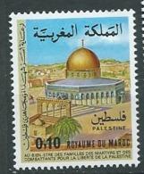 Maroc - Yvert N° 813 **  - Po61701 - Maroc (1956-...)