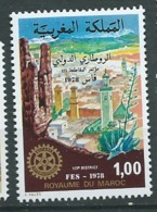 Maroc - Yvert N° 810  **  - Po61702 - Maroc (1956-...)