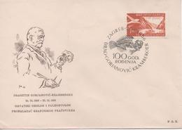 *** Yugoslavia, D. Gorjanovic- Kramberger Geologist, Paleontologist, Finder Of Krapina Early Men, 100th Ann. Of Death - 1945-1992 République Fédérative Populaire De Yougoslavie