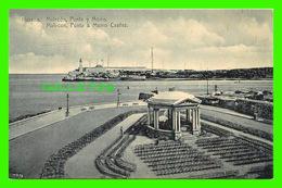 HABANA, CUBA - MALECON, PUNTA Y MORRO - MALECON, PUNTA & MORRO CASTLES  -  EDICION JORD - - Cuba