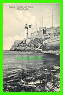 HABANA, CUBA - CASTILLO DEL MORRO - PHARE -  EDICION JORD - - Cuba