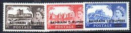 CI1143 - BAHRAIN 1955 , Serie Yvert N. 88/90  ***  MNH  (2380A) - Bahreïn (...-1965)