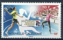 New Caledonia, Handball, Team Sport, 2018, MNH VF - New Caledonia