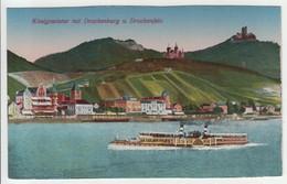 Konigswinter Mit Drachenburg U. Drachenfels - Drachenfels