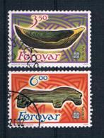 Färöer 1989 Europa/Cept Mi.Nr. 184/85 Kpl. Satz Gestempelt - Färöer Inseln
