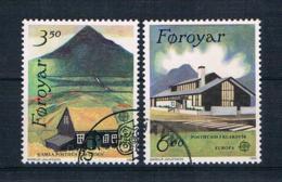 Färöer 1990 Europa/Cept Mi.Nr. 198/99 Kpl. Satz Gestempelt - Färöer Inseln