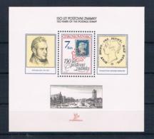 Tschechoslowakei 1990 Briefmarke Block 95 ** - Czechoslovakia