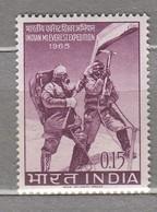 INDIA 1965 Everest Expedition MNH(**) Mi 389 #24088 - Inde