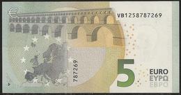 2013-NUEVO BILLETE DE 5 EUROS-SIN CIRCULAR-V008G4 - EURO
