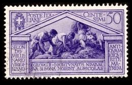 1930 Italy - 1900-44 Vittorio Emanuele III