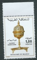 Maroc -  Yvert  N° 804 **     -  Po 61801 - Maroc (1956-...)
