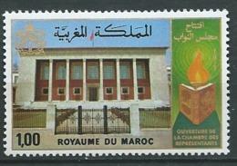 Maroc     -  Yvert  N° 801  **     -  Po 61812 - Maroc (1956-...)