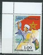 Maroc     -  Yvert  N° 800  **     -  Po 61816 - Maroc (1956-...)