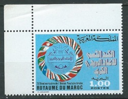 Maroc     -  Yvert  N° 790  **     -  Po 61817 - Maroc (1956-...)