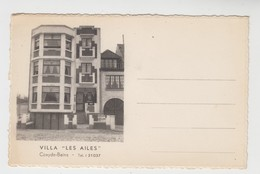 Coxyde-Bains  Koksijde  Villa Les Ailes - Koksijde