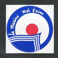 "Sticker Autocollant "" La Marine, Moi J'aime "" Marine Nationale - French Navy - Bateaux"