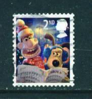 GREAT BRITAIN  -  2010  Christmas  2nd  Self Adhesive  FU  (stock Scan) - 1952-.... (Elizabeth II)