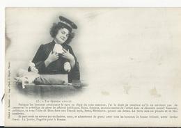 Royer     La Femme Avocat No 15 - Illustrateurs & Photographes