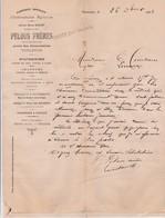 31-Pelous Fabrique Spéciale D'Instruments Agricoles...Toulouse..(Haute-Garonne)...1903 - Agriculture