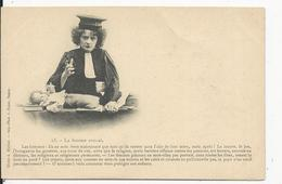 Royer     La Femme Avocat No 13 - Illustrateurs & Photographes