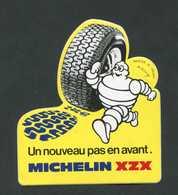 """Sticker Autocollant Pneus """"Michelin XZX"""" Clermont-Ferrand - Publicités"""