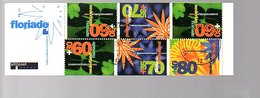 Flowers USED Booklet PB45 (347) - Postzegelboekjes En Roltandingzegels