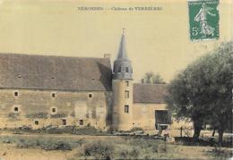 18 NERONDES Chateau De Verrieres - Nérondes