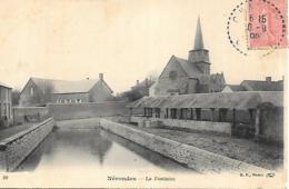 18 NERONDES La Fontaine - Nérondes