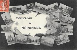 18 NERONDES Souvenir Multivues - Nérondes