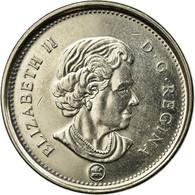 Monnaie, Canada, Elizabeth II, 5 Cents, 2008, Royal Canadian Mint, Winnipeg - Canada