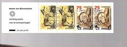 Urang Utang Booklet PB38 (349) - Postzegelboekjes En Roltandingzegels