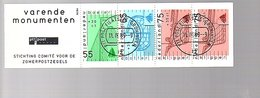 Zomer Used Booklet PB39 (351) - Postzegelboekjes En Roltandingzegels