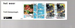 Zomer Used Booklet PB40 (352) - Postzegelboekjes En Roltandingzegels