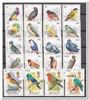 Aitutaki 1984, Postfris MNH, Birds - Aitutaki