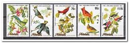 Aitutaki 1985, Postfris MNH, Birds - Aitutaki