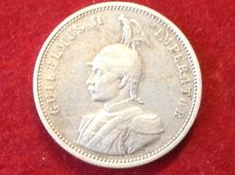 Münze Deutsch Ostafrika 1 Rupie Silber 1904 A Jaeger N722 - Africa Della Germania Dell'Est