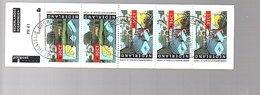 Zomer Used Booklet PB41 (356) - Postzegelboekjes En Roltandingzegels