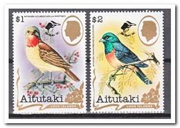Aitutaki 1990, Postfris MNH, Birds - Aitutaki