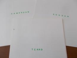 Lot N° 337  Colonies Francaise  TOGO .MALI . CAMEROUN  Et Divers. Neufs**/ * Ou Obl Sur Page D'albums .  No Paypal - Stamps