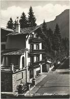 W2043 Courmayeur (Aosta) - Albergo Hotel Courmayeur / Non Viaggiata - Italy