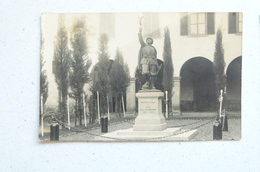 PRATOVECCHIO STIA  AREZZO -MONUMENTO AI CADUTI NELLA GRANDE GUERRA (TIMBRO ASS. NAZIONALE COMBATTENTI - Arezzo