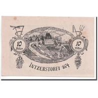 Billet, Autriche, Inzersdorf, 10 Heller, Paysage, 1920, 1920-05-25, SPL - Autriche