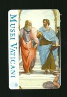 Biglietto Di Ingresso - Musei Vaticani  ( Vaticano ) - Biglietti D'ingresso
