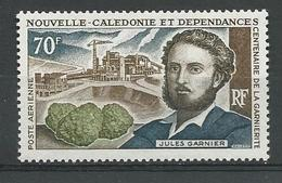 NVLLE CALÉDONIE Scott C54 Yvert PA95 (3) *LH Cote 8,25 $ 1967 - Neufs