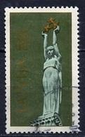 Lettonie - Lettland - Latvia 1991 Y&T N°280 - Michel N°320 (o) - 30k Statue De La Liberté à Riga - Lituanie
