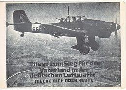 Propaganda Card  LUFTWAFFE - Germany