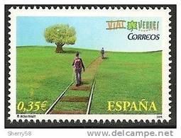 2011-ED. 4654 -SERIE COMPLETA- VIAS VERDES-NUEVO - 2011-... Nuevos & Fijasellos