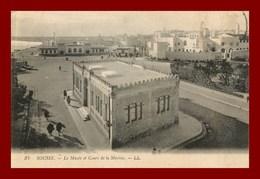 Sousse * Le Musée   (scan Recto Et Verso ) - Maroc