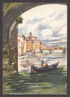 69162/ FIRENZE, S. Jacopo E Ponte S. Trinita - Firenze (Florence)